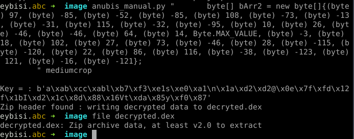 N Ways to Unpack Mobile Malware – Pentest Blog